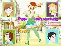 Pippi Longstocking and Four Lozers APK