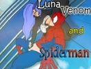 LunaVenom and Spiderman android