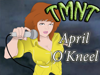TMNT - April O'Kneel APK