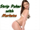 Strip poker with Marketa android