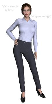 Strip Lauren андроид